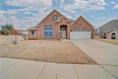 Azle Single Family Home Active Option Contract: 1316 Meadowlakes Drive