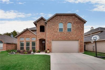 North Richland Hills Single Family Home For Sale: 8365 Emerald Circle