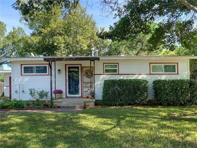 Hurst Single Family Home For Sale: 432 Norwood Drive