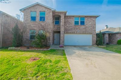 Denton Single Family Home For Sale: 3318 Clydesdale Drive