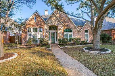 Collin County Single Family Home For Sale: 6313 Beacon Hill Drive