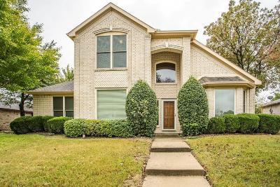 Desoto Single Family Home For Sale: 1828 Montauk Way