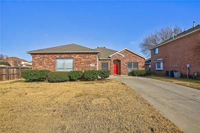 Corinth Single Family Home For Sale: 4301 Windy Meadow Drive