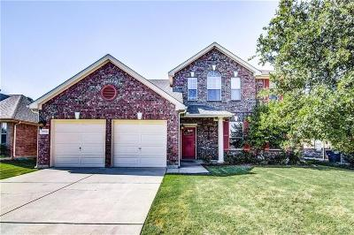 Little Elm Single Family Home For Sale: 3068 Morning Star Drive
