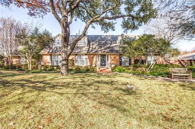 Single Family Home For Sale: 7029 Briar Cove Drive