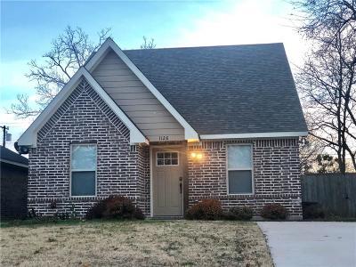 Denison Single Family Home For Sale