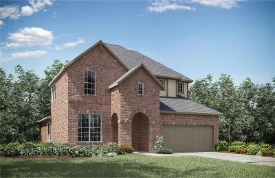 Flower Mound Single Family Home For Sale: 11200 Dusty Trail Court