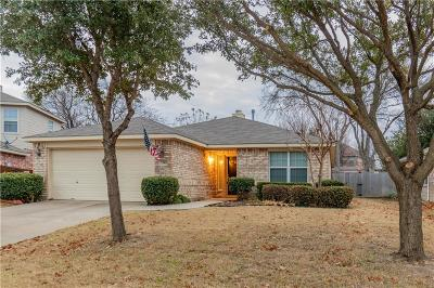 McKinney Single Family Home For Sale: 3305 Willow Springs Drive