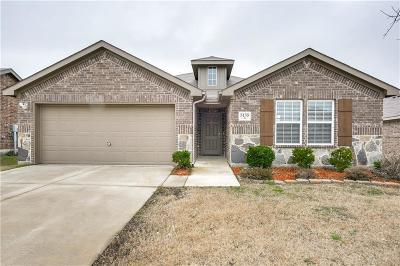 Forney Single Family Home For Sale: 5135 Royal Springs Drive