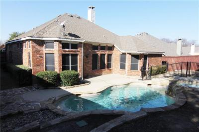 McKinney Single Family Home For Sale: 1313 Brimwood Drive