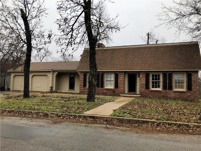 Comanche County Single Family Home For Sale: 200 W Neely Avenue