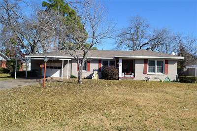 Terrell Single Family Home For Sale: 210 Laurel Trail Drive