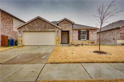 Little Elm Single Family Home For Sale: 908 Rivers Creek Lane
