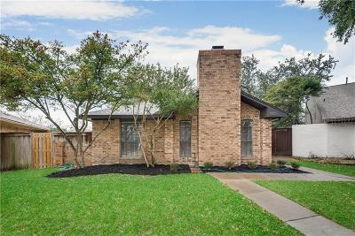 Dallas Single Family Home For Sale: 13003 Chandler Drive