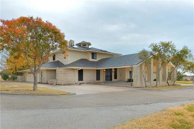 Weatherford TX Single Family Home For Sale: $999,950