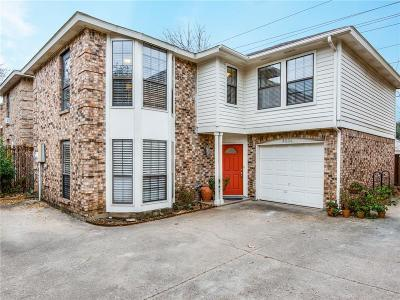 Dallas Single Family Home For Sale: 4032 Windhaven Lane