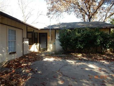 Garland Residential Lease For Lease: 1505 McDonald Drive
