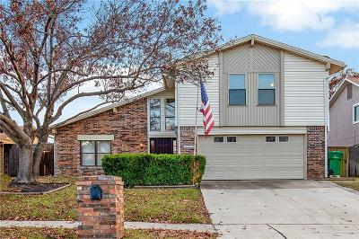 Carrollton Single Family Home For Sale: 2522 Via Avenida