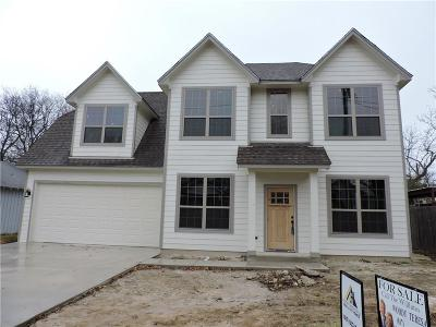 Weatherford Single Family Home For Sale: 317 W Water Street
