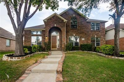 Plano TX Single Family Home Active Option Contract: $404,500