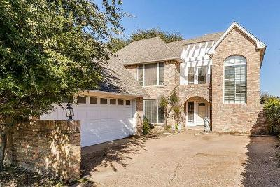 Fort Worth Single Family Home For Sale: 8516 Fairway Drive