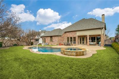 McKinney Single Family Home For Sale: 8001 Castine Drive