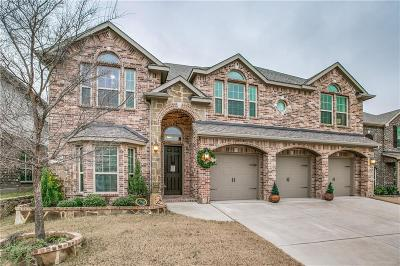 Fort Worth Single Family Home For Sale: 1404 Fiddleneck Street