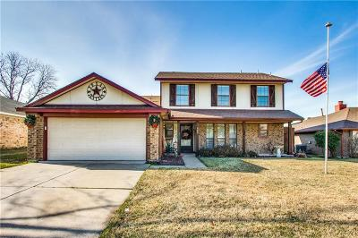 Lewisville Single Family Home For Sale: 574 Calvert Court