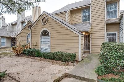 Irving Single Family Home Active Option Contract: 745 Berkley Plaza