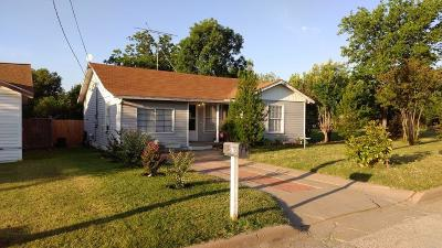 Mineral Wells Single Family Home For Sale: 713 SW 9th Street