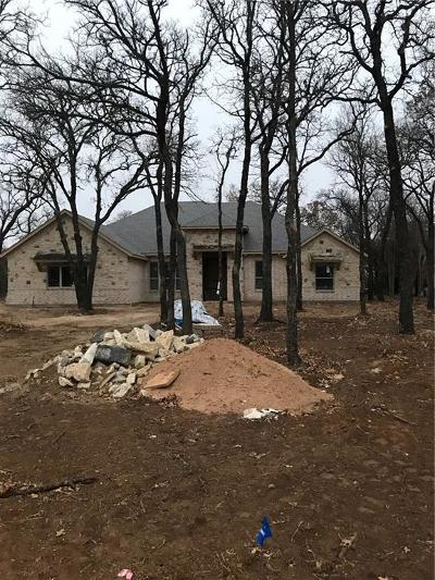 Lipan Single Family Home For Sale: 140 Eagle Drive