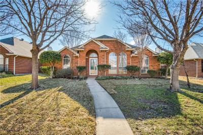 Collin County Single Family Home For Sale: 12317 Chattanooga Drive