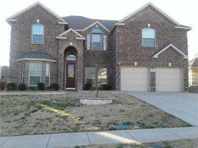 Cedar Hill Single Family Home For Sale: 922 Christopher Drive