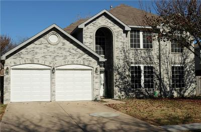 Grand Prairie Single Family Home Active Option Contract: 3028 Marigold Drive