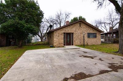 Brownwood, May, Lake Brownwood Single Family Home For Sale: 180 David Street