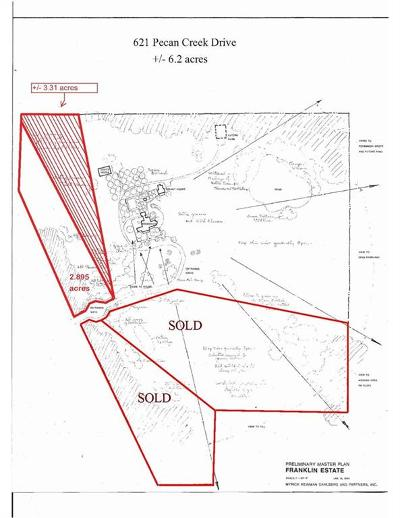 Sunnyvale Residential Lots & Land For Sale: 621 Pecan Creek Drive