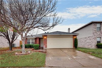 Denton County Single Family Home For Sale: 2349 Maple Drive