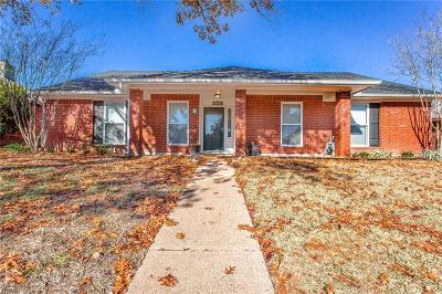Rowlett Single Family Home For Sale: 3509 Beech Street
