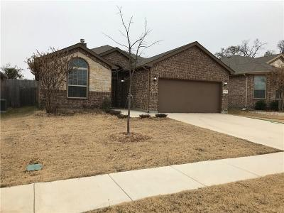 Weatherford Single Family Home Active Contingent: 1253 Glen Court