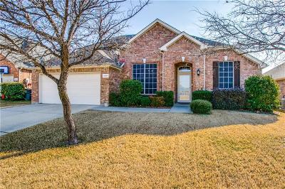 Little Elm Single Family Home For Sale: 2604 Leisure Lane