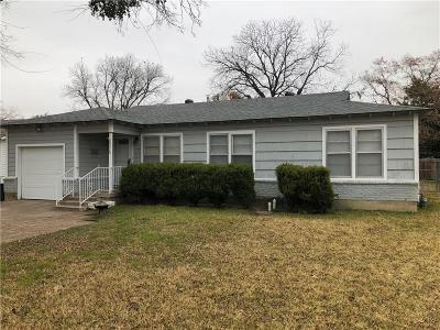 Haltom City Single Family Home For Sale: 5329 Nadine Drive