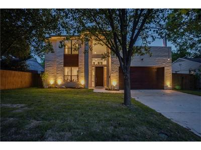 Dallas Single Family Home For Sale: 3922 Valley Ridge Road