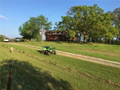 Denison Single Family Home For Sale: 1522 Starr Road