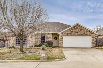 Aledo Single Family Home For Sale: 318 Howard Way Drive