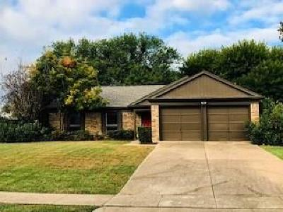 Single Family Home For Sale: 5105 Timber Creek Road