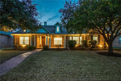 Denton County Single Family Home For Sale: 9819 Chapel Trail