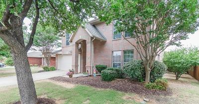 Denton County Single Family Home For Sale: 9252 Grand Canal Drive