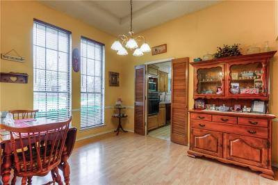 Waxahachie Single Family Home Active Option Contract: 202 Pueblo Drive
