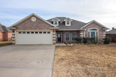 Stephenville Single Family Home Active Option Contract: 1330 Harpers Mill Road