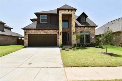 Little Elm Single Family Home For Sale: 1437 Marines Drive